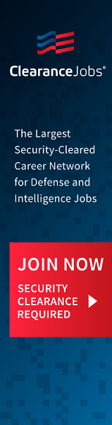 The Largest Security-Cleared Career Network for Defense and Intelligence Jobs - JOIN NOW