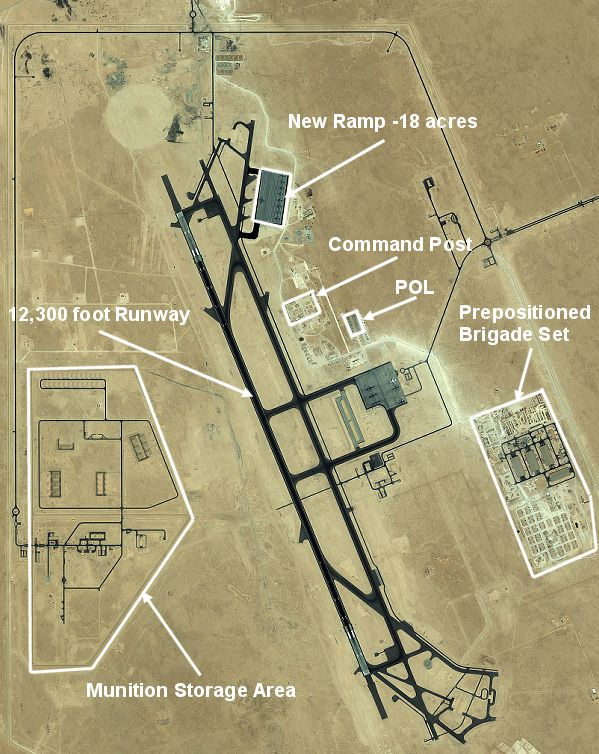 cozt of arms diagram al udeid air base new analysis letter of credit diagram #8