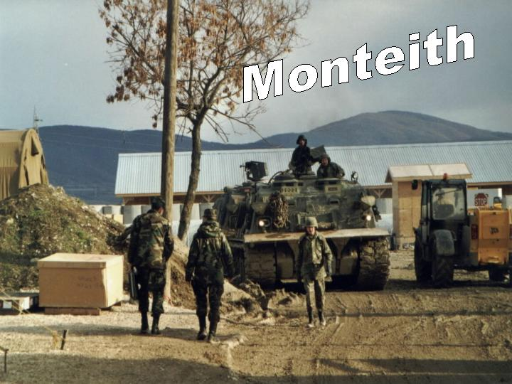 Camp Monteith
