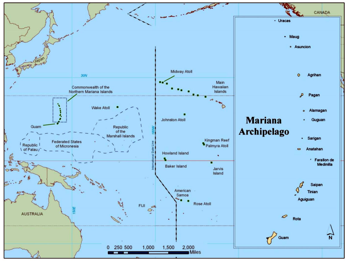 a perspective of the relationship between the commonwealth of the northern mariana islands and the u Governing commonwealth of the northern mariana islands the covenant established a political relationship unique in american commonwealth to be known as the.