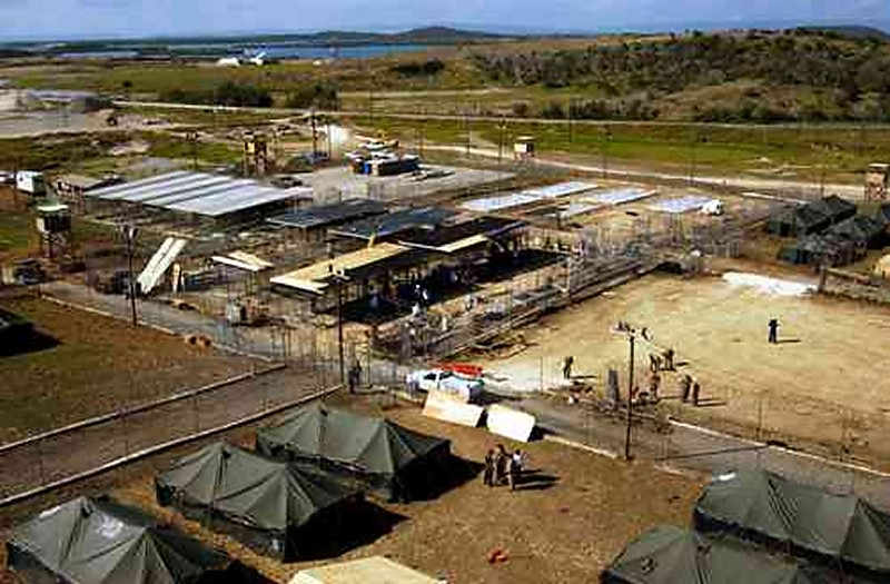 the effectiveness of guantanamo bay detention Inmates at guantanamo bay detention camp in cuba have attacked  one is  detained in any secret detention facility under its de facto effective.