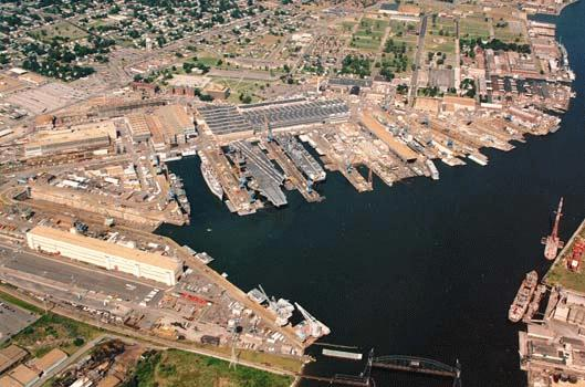 Norfolk Naval Shipyard (