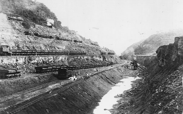 History of turnpikes and canals in the United States