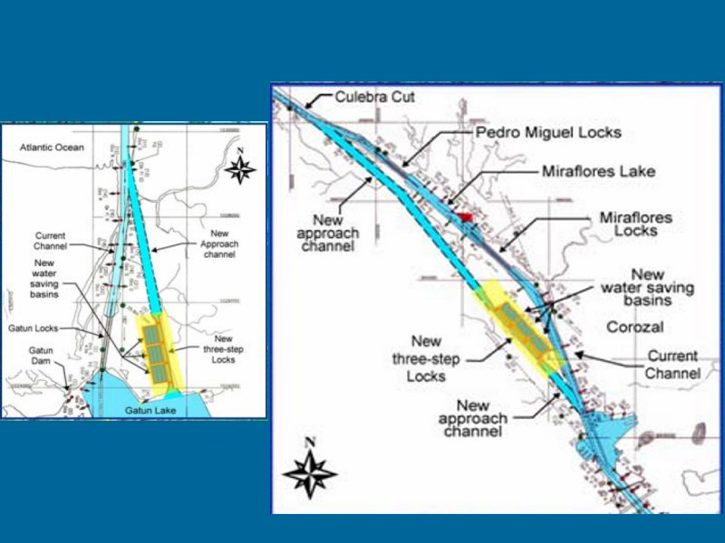 panama canal expansion project Channel changer: the panama canal expansion project has required consolidated control and a phased approach pm network, 30 (4), 52–57 reprints and permissions.