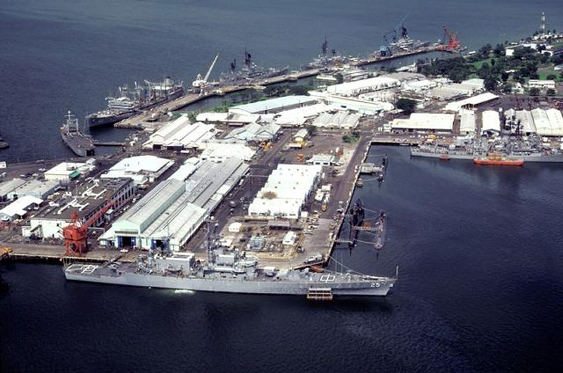Subic Bay Restrictive