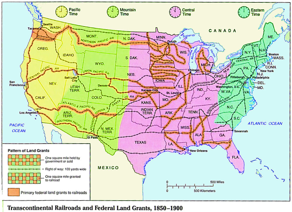 transcontinental railroad In this lesson, we will discuss how the transcontinental railroad was built and how it changed the united states learn more about the challenges.