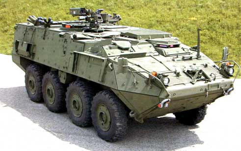 Armored Vehicles For Sale >> INTERIM ARMORED VEHICLE (IAV) - FY01 Activity