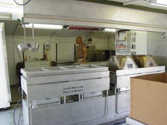 Soldiers Deployed To Operation Iraqi Freedom Can Count On A Nutritious, Hot  Meal Wherever They Find A Containerized Kitchen (CK) Such As The One Above  ...