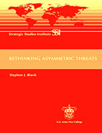 asymmetric threats A final inhibitor of nato's response to emerging asymmetric threats is the differing threat perceptions held by various actors within the alliance while those on nato's eastern frontier have long called for an increased focus on the kremlin's asymmetric toolkit, the threat of authoritarian interference is less salient to other allies.