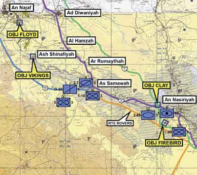 the thunder run mission during the iraq war in 2003 After spending nine months on the run, former iraqi dictator saddam hussein is captured on this day in 2003 saddam's downfall began on march 20, 2003, when the united states led an invasion.