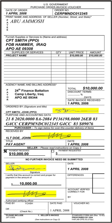 Call Handbook 09 27 Commanders Guide To Money As A Weapons System