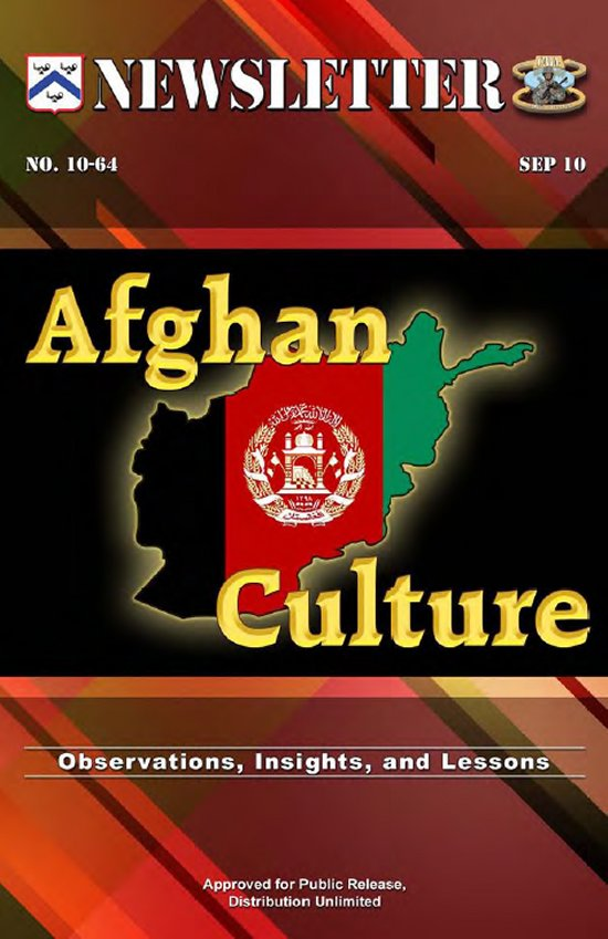 influences of the afghani culture Afghanistan is a multi-cultural and multi-lingual society with a long history and   afghans still imbibe international influences, although today they are mostly.