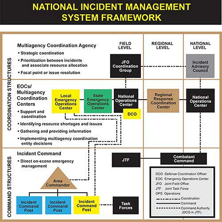 Natural Disaster Government Response Procedures