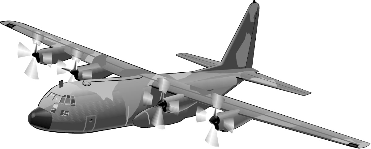military aircraft clipart - photo #34