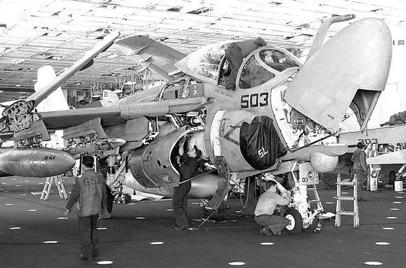 A-6 Picture - NavWeaps Forums