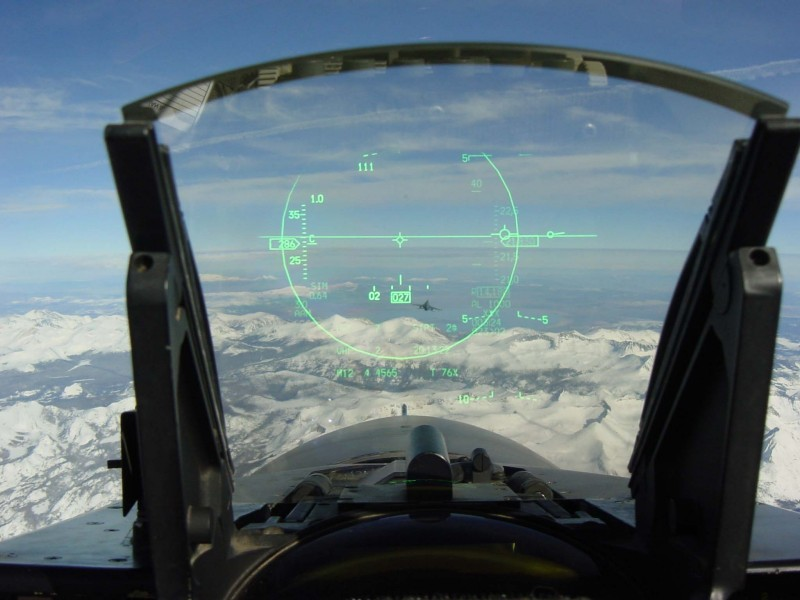 The Danger Of Head-Up-Displays