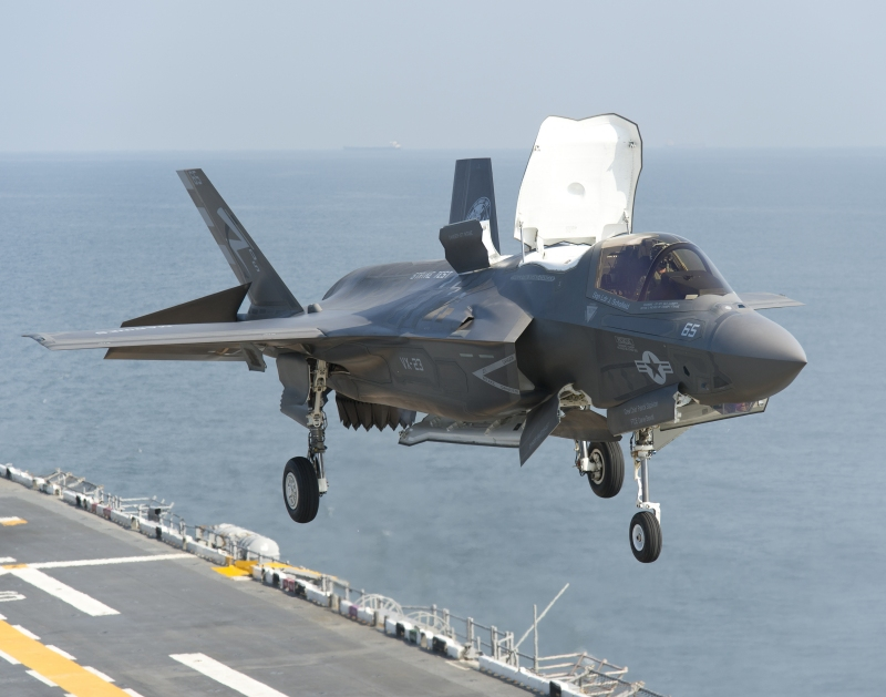 F-35 Joint Strike Fighter Lightning II - Pictures
