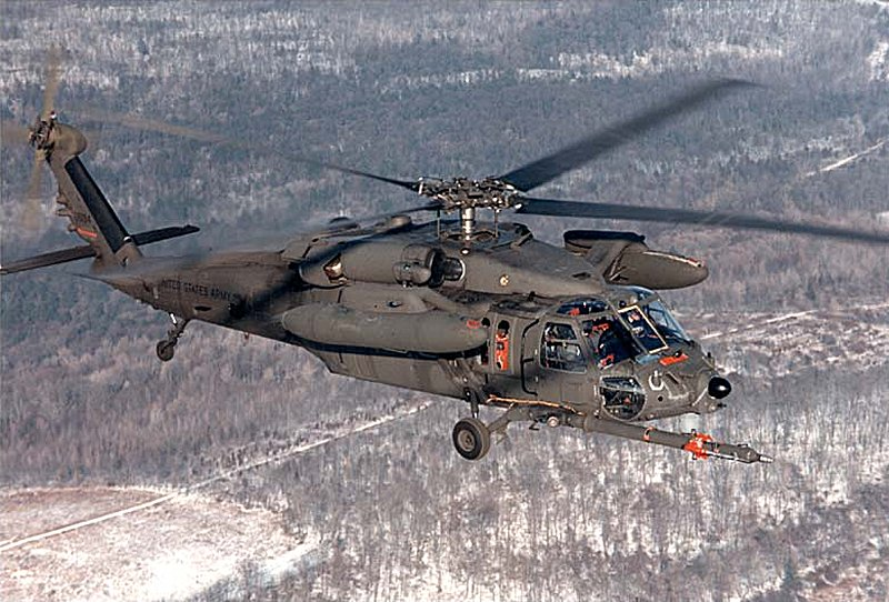 Mh 60 Multi Mission Aircraft