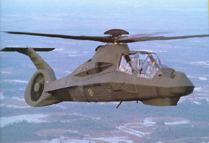 WHY WAS COMMANCHE project scrapped? Rah-66-003