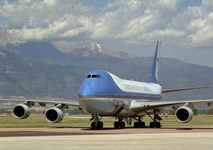 MilitaryVC-25A - Air Force One