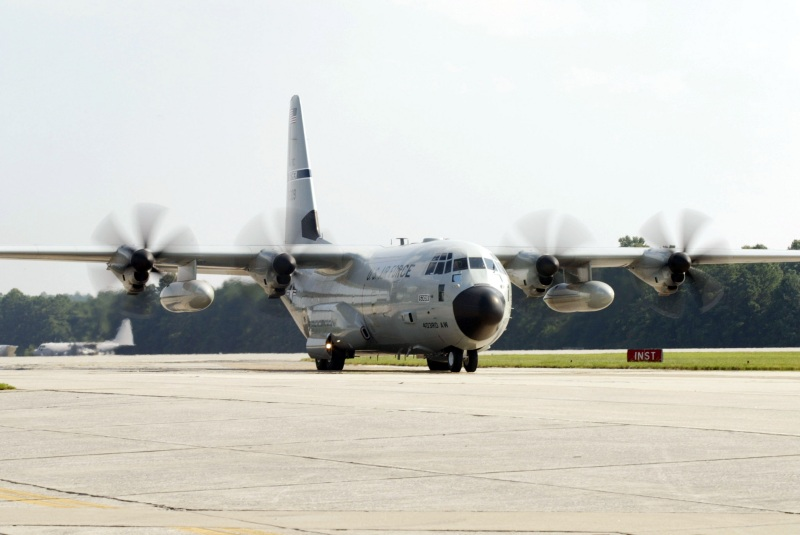 Intelligence >> WC-130 Hercules - Pictures