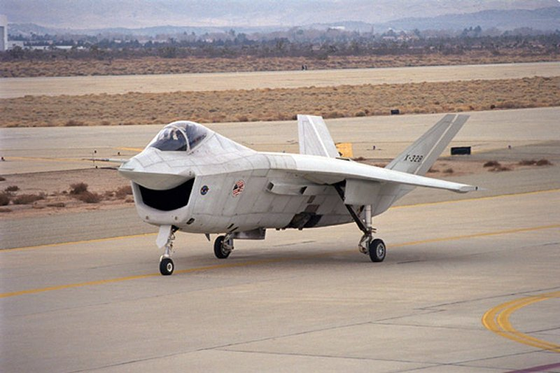 The F-32 is the primary plane  F 32