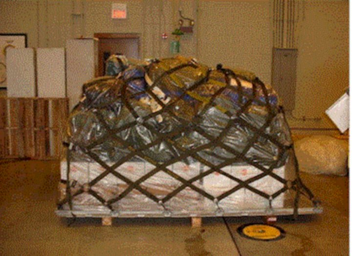 463l pallet cargo system for Build cost net