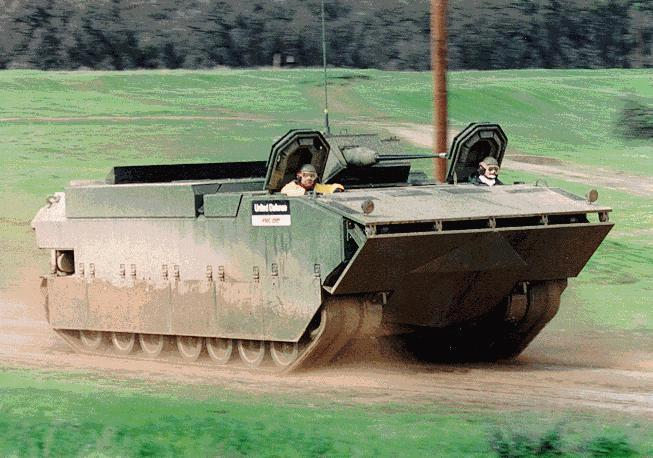 expeditionary fighting vehicle efv pictures