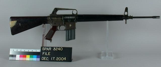 M16 5 56mm Rifle Pictures