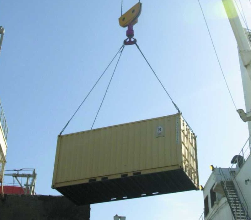 ocean freight container