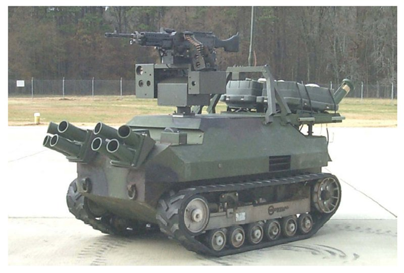 Gladiator Tactical Unmanned Ground Vehicle