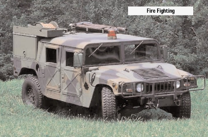 Truck Bed Dimensions >> High Mobility Multipurpose Wheeled Vehicle (HMMWV) (M998 Truck)