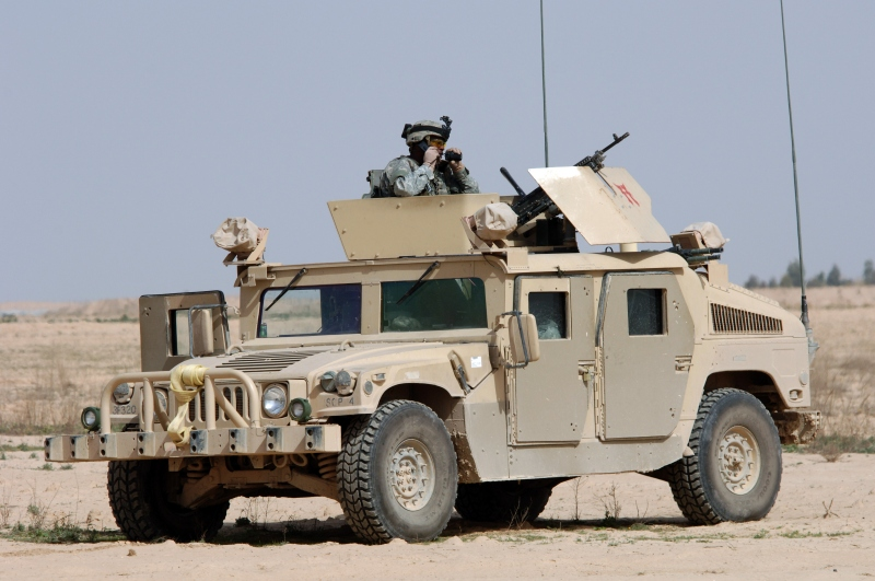 High Mobility Multipurpose Wheeled Vehicle (HMMWV) (M998 ...