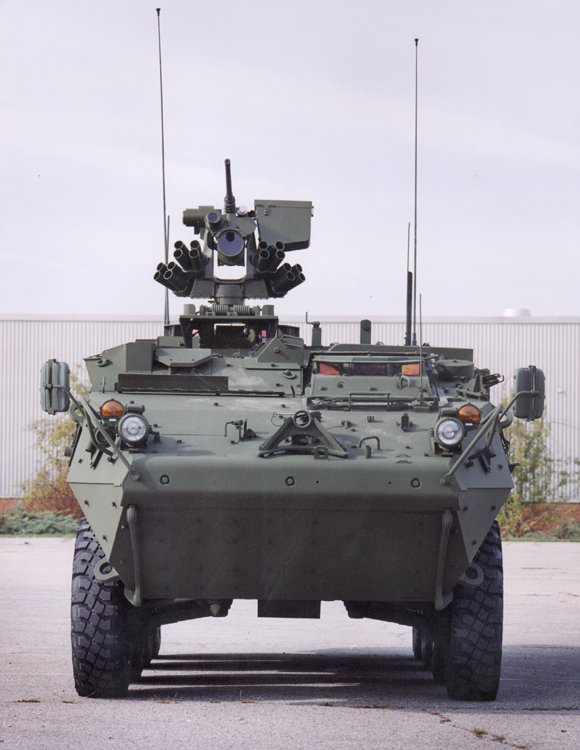 M1126 Stryker Icv Infantry Carrier Vehicle Pictures