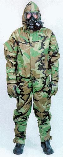 Joint Service Lightweight Integrated Suit Technology