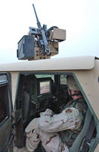Xm101 Common Remotely Operated Weapon Station Crows