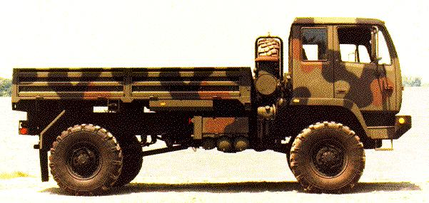 Cab Over Engine Military