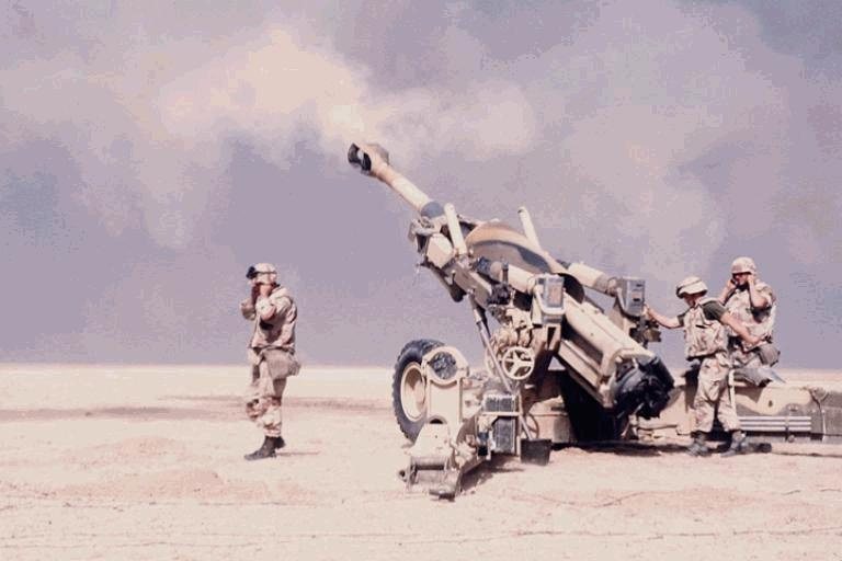 M198 Towed Howitzer
