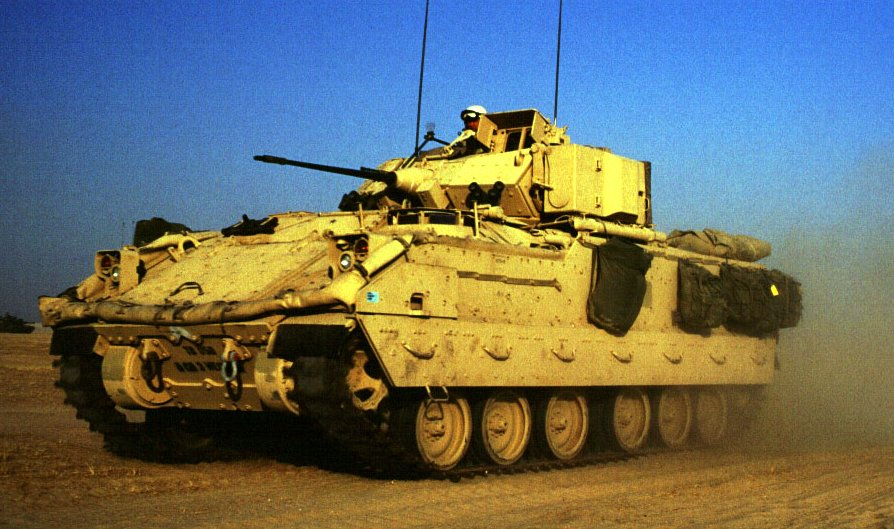 m2 and m3 bradley fighting vehicle systems bfvs