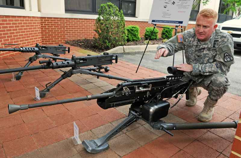 50 caliber machine gun