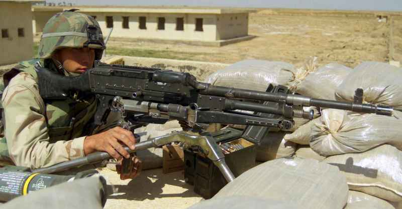The M240L - A Machine gunner's Perspective - The Loadout Room