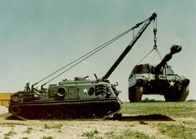 M88 recovery vehicle m88 recovery vehicle m88a1 reheart Images