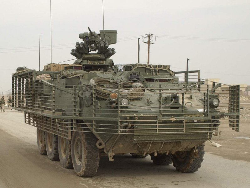Stryker Interim Armored Vehicle Pictures