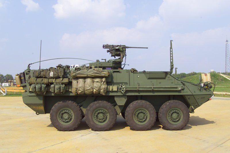 M1127 Stryker Rv Reconnaissance Vehicle Pictures
