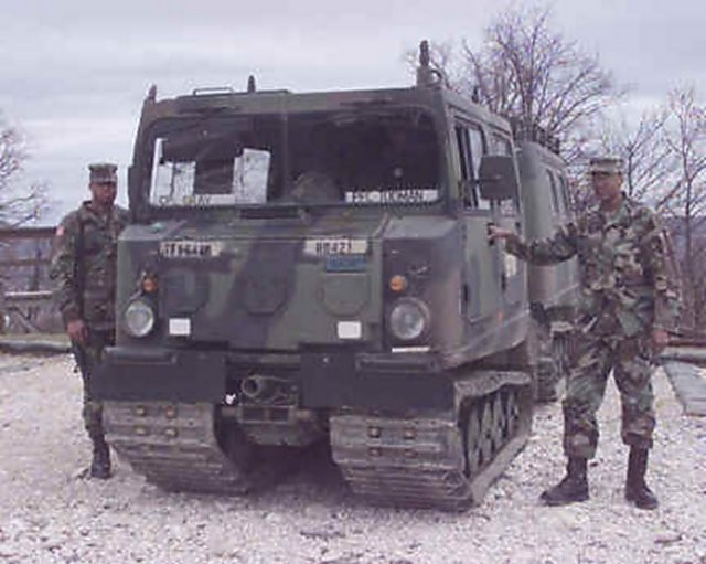 Small Unit Support Vehicle Susv