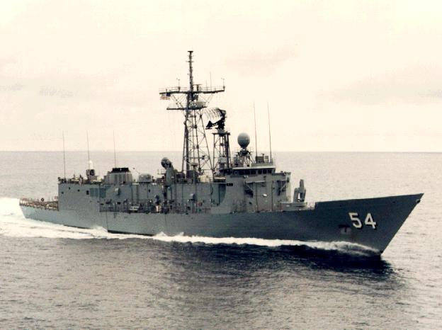FFG-7 OLIVER HAZARD PERRY-class