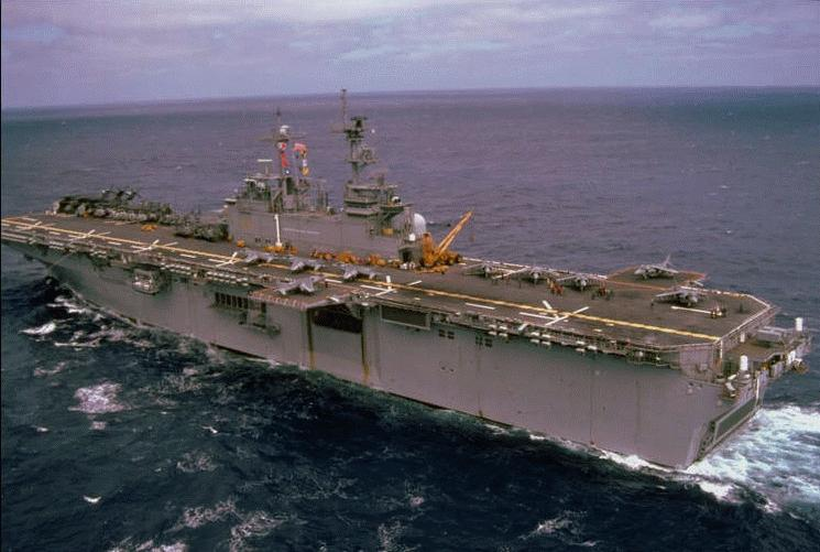 Lhd 1 Wasp Class Pictures