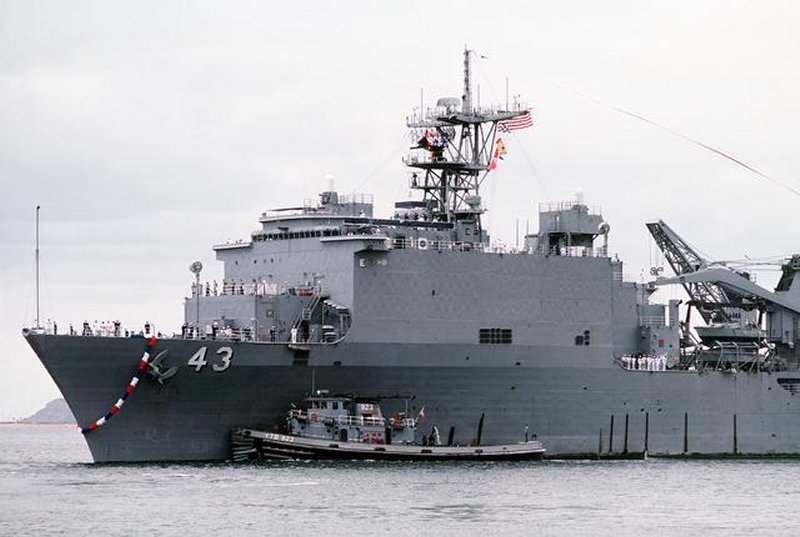 Lsd 41 Whidbey Island Class
