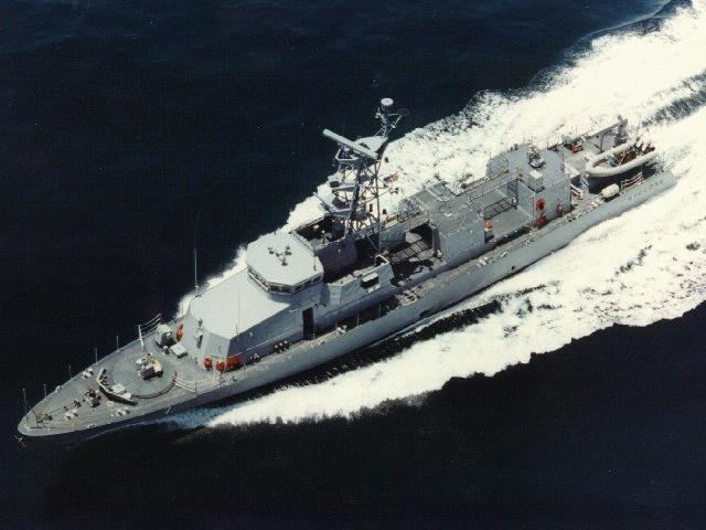 Pc 1 Cyclone Class Patrol Coastal Craft