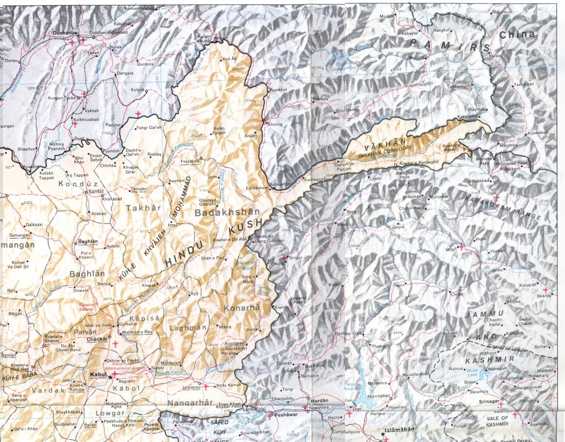 the geography of afghanistan The kite runner takes place in afghanistan in the beginning of the novel, a man named amir gets a call from an old friend, rahim khan khan is in pakistan and amir is in america.